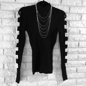 NWT Fashion Nova Long Sleeve Open Sweater